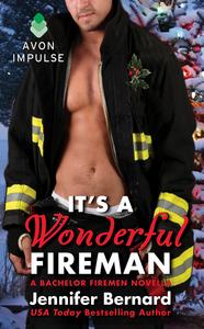 Ebook in inglese It's a Wonderful Fireman Bernard, Jennifer