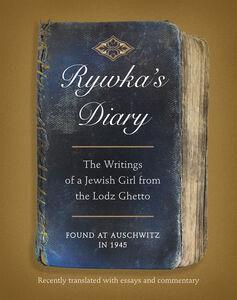Foto Cover di Rywka's Diary, Ebook inglese di Anita Friedman,Rywka Lipszyc, edito da HarperCollins