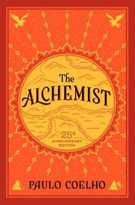 Alchemist, The 25th Anniversary - Paulo Coelho - cover