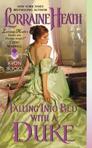 Falling Into Bed with a Duke - Lorraine Heath - cover
