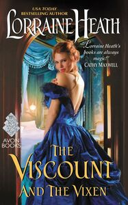 Ebook in inglese The Viscount and the Vixen Heath, Lorraine
