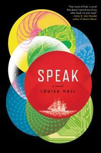 Speak - Louisa Hall - cover