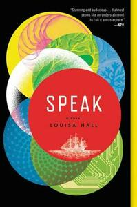 Speak - Louisa Hall - cover