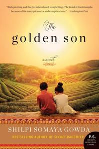 Ebook in inglese The Golden Son Gowda, Shilpi Somaya