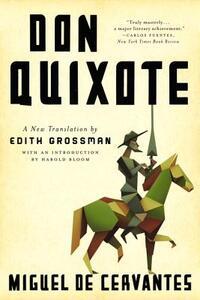 Don Quixote Deluxe Edition - Miguel De Cervantes,Edith Grossman - cover