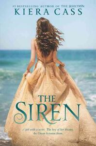 The Siren - Kiera Cass - cover
