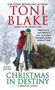 Ebook in inglese Christmas in Destiny Blake, Toni