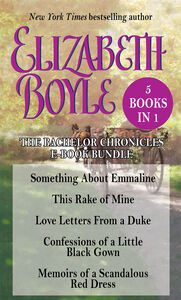 Ebook in inglese Bachelor Chronicles #1 Boyle, Elizabeth