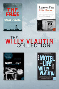 Ebook in inglese Willy Vlautin Collection Vlautin, Willy