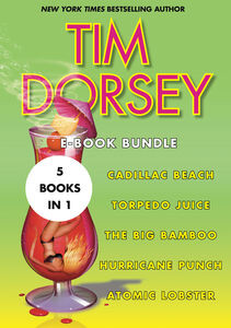 Ebook in inglese Tim Dorsey Collection #2 Dorsey, Tim