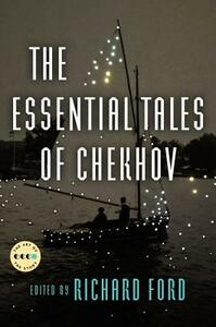 The Essential Tales of Chekhov Deluxe Edition - Anton Chekhov - cover