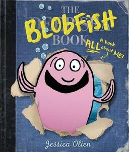 The Blobfish Book - Jessica Olien - cover
