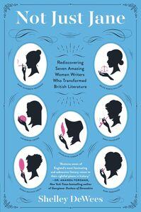 Foto Cover di Not Just Jane, Ebook inglese di Shelley DeWees, edito da HarperCollins