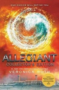 Allegiant Collector's Edition - Veronica Roth - cover