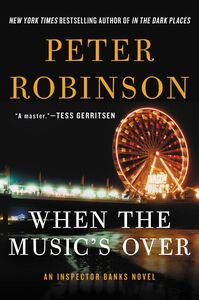 Foto Cover di When the Music's Over, Ebook inglese di Peter Robinson, edito da HarperCollins