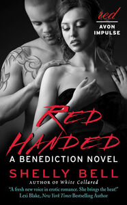 Foto Cover di Red Handed, Ebook inglese di Shelly Bell, edito da HarperCollins