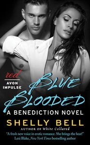 Foto Cover di Blue Blooded, Ebook inglese di Shelly Bell, edito da HarperCollins