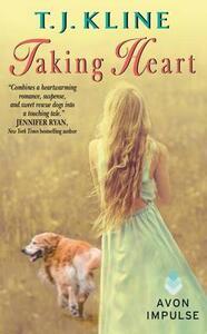 Taking Heart - T J Kline - cover