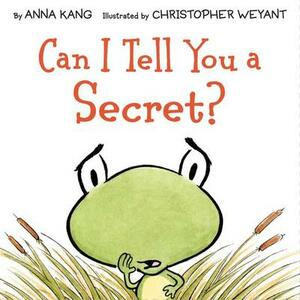 Can I Tell You a Secret? - Anna Kang - cover
