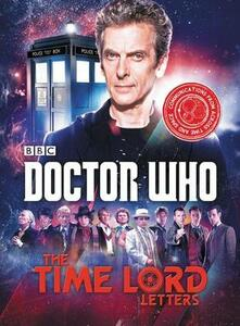Doctor Who: The Time Lord Letters - Justin Richards - cover