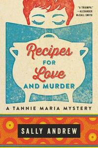 Recipes for Love and Murder - Sally Andrew - cover
