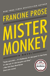 Ebook in inglese Mister Monkey Prose, Francine