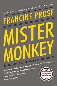 Ebook in inglese Mister Monkey Prose, Francine