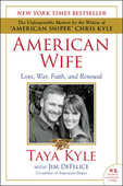 Libro in inglese American Wife: Love, War, Faith, and Renewal Taya Kyle Jim DeFelice