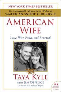 Ebook in inglese American Wife DeFelice, Jim , Kyle, Taya