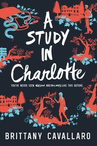 Foto Cover di A Study in Charlotte, Ebook inglese di Brittany Cavallaro, edito da HarperCollins