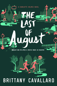 Ebook in inglese The Last of August Cavallaro, Brittany