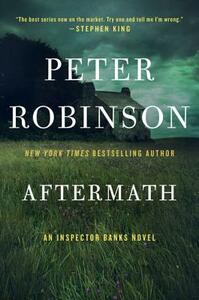 Aftermath: An Inspector Banks Novel - Peter Robinson - cover