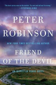 Friend of the Devil: An Inspector Banks Novel - Peter Robinson - cover