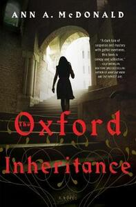 The Oxford Inheritance - Ann McDonald - cover