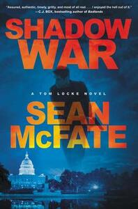 Shadow War - Sean McFate,Bret Witter - cover