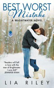 Foto Cover di Best Worst Mistake, Ebook inglese di Lia Riley, edito da HarperCollins