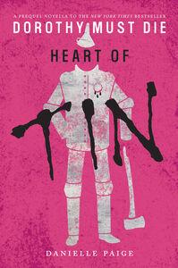 Foto Cover di Heart of Tin, Ebook inglese di Danielle Paige, edito da HarperCollins