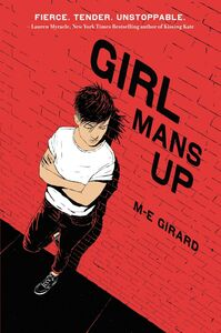 Ebook in inglese Girl Mans Up Girard, M-E