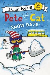 Pete The Cat: Snow Daze - James Dean - cover