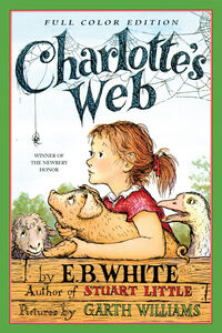 Foto Cover di Charlotte's Web, Ebook inglese di E. B. White,Garth Williams, edito da HarperCollins