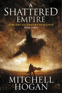 Ebook in inglese A Shattered Empire Hogan, Mitchell