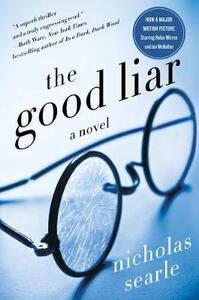 The Good Liar - Nicholas Searle - cover
