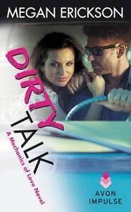 Dirty Talk - Megan Erickson - cover