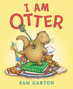 I Am Otter - Sam Garton - cover