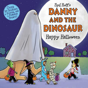 Danny and the Dinosaur: Happy Halloween - Syd Hoff - cover