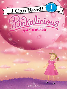Ebook in inglese Pinkalicious and Planet Pink