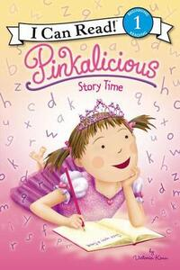 Pinkalicious: Story Time - Victoria Kann - cover