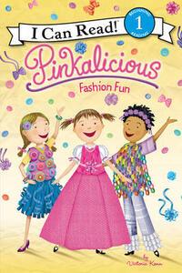 Pinkalicious: Fashion Fun - Victoria Kann - cover