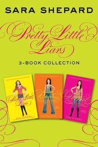 Foto Cover di Pretty Little Liars 3-Book Collection, Ebook inglese di Sara Shepard, edito da HarperCollins