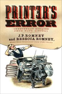 Ebook in inglese Printer's Error Romney, J. P. , Romney, Rebecca